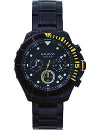 Nautica - - NAPPTR006 - Cronógrafo Cuarzo Hombre