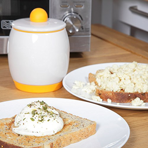 51szutm2tzL. SS500  - Ceramic Microwave Egg Maker | easylife lifestyle solutions
