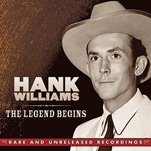Legend Begins (Hank Williams-boxset)