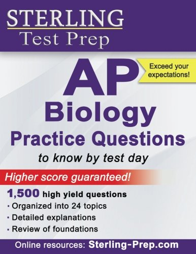 Pdf review sterling ap biology practice questions high yield ap pdf review sterling ap biology practice questions high yield ap biology questions by sterling test prep download online fandeluxe Choice Image