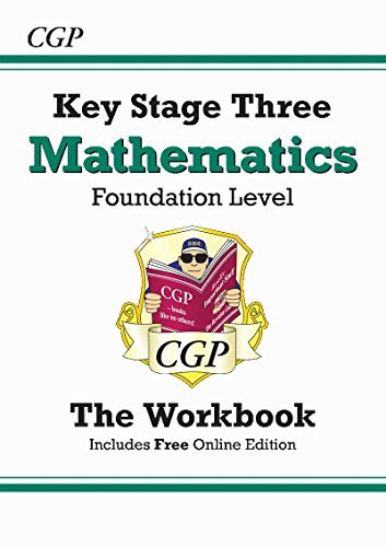 KS3 Maths Workbook (with online edition) - Foundation: Workbook (Without Answers) - Levels 3-6 by Richard Parsons (2014-05-20)