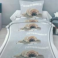 linge de lit dourev Amazon.fr : Création Dourev   Sets de housses de couettes  linge de lit dourev
