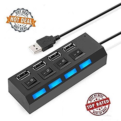 GKP PRODUCTS USB 2.0 4-Port Bus Powered Hub Model 115595