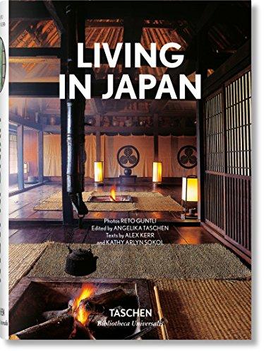 Portada del libro Living in Japan (Bibliotheca Universalis)