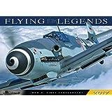 Flying Legends 2017: 16-Month Calendar September 2016 Through December 2017