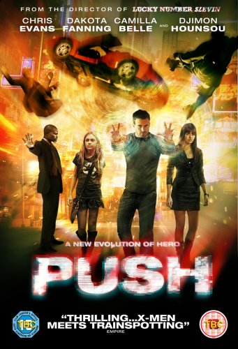 Icon Home Entertainment Push [Blu-ray] [UK Import]