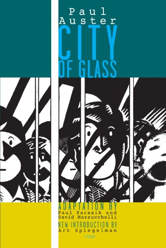 City of Glass: The Graphic Novel (New York Trilogy)