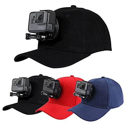 PULUZ for Go Pro Accessories Outdoor Sun Hat Topi Baseball