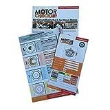 Test Motortester Schnelltest für Motoren Consumer MOTORcheckUP - 3 Teststreifen