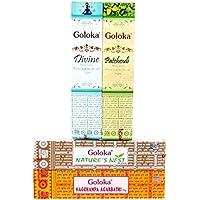 Goloka Geschmacksrichtungen: Nagchampa, natur, Divine, preisvergleich bei billige-tabletten.eu