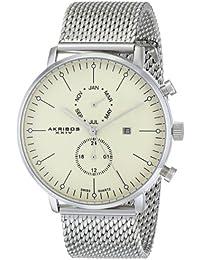 Akribos AK685SS - Reloj para hombres