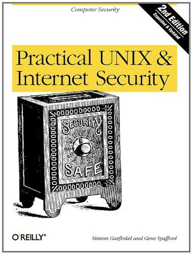 Practical UNIX and Internet Security (Computer Security) by Simson Garfinkel (1996-04-11) par Simson Garfinkel;Gene Spafford