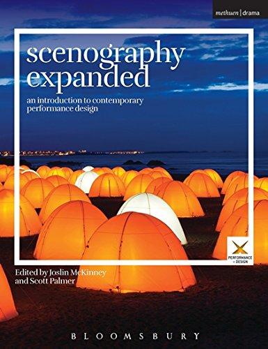 Scenography Expanded (Performance and Design) por Joslin McKinney and Scott Palmer