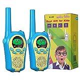 eSynic Wireless Kids Walkie Talkie Auto Multi Channels 2 Way Radio With VOX