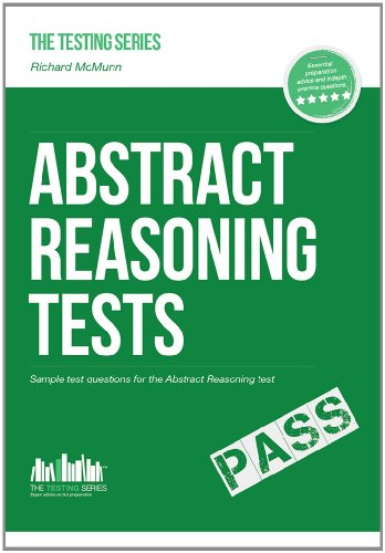 Abstract Reasoning Tests: Sample Test Questions and Answers for the Abstract Reasoning Tests: 1