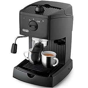 Delonghi ec146 b machine a cafe expresso et cappuccino solo pompe caf moulu - Machine a cafe expresso et cappuccino delonghi ...