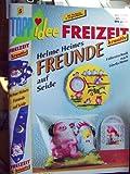 Helme Heines Freunde auf Seide. Folientechnik nach Gisela Heim. - Gisela Heim