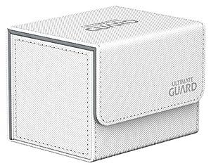 Ultimate Guard UGD010756 Sidewinder 100+ Standard Size XenoSkin Color Blanco Unidad de distribución de energía (PDU)