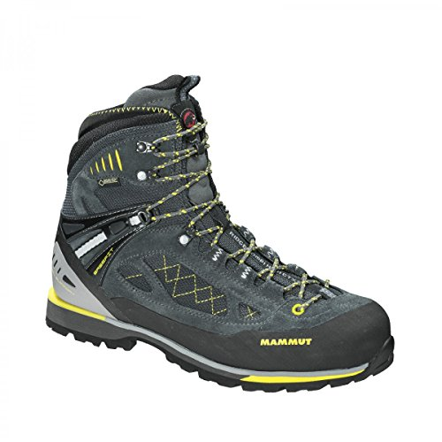 Mammut Ridge Combi High WL GTX® Men (Mountaineering Footwear (Strap Crampon)) graphite/vibrant
