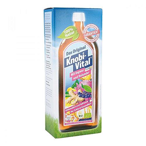 Knobivital mit Ingwer+holunder Bio 960 ml