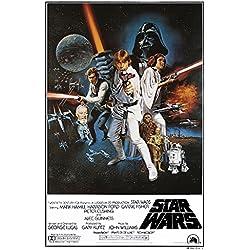 Póster Star Wars Episodio IV: Una nueva esperanza (61cm x 91,5cm)