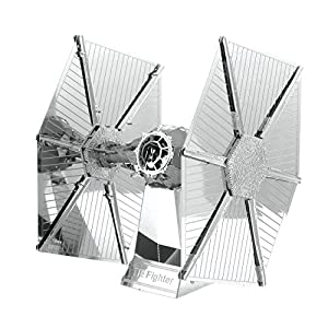 Star Wars Metal Earth - Maqueta metálica Tie Fighter