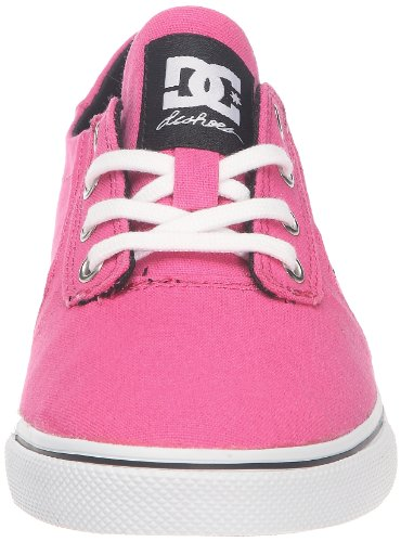 DC Shoes GATSBY 2 D0303356, Sneaker Donna Rosa (Rose/blanc)