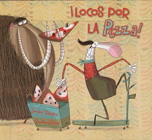 Locos Por La Pizza! (PICARONA)