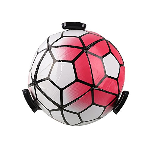 forfar Ball Stand Holder Decor Standing Ball Claw Basketball Holder Support Football Soccer Rugby Display for Outdoor Sports