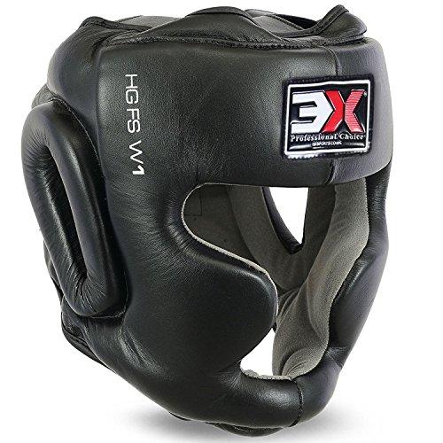 3XSports Kopfschutz UFC Head Guard Gesichtsschutz Kopfschutz MMA Kickboxen thai