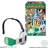 Givingfun Bandai Dragon Ball Z Cosplay Warrior Adjustable Green Lens Scouter Toy w/1 Candy by Bandai