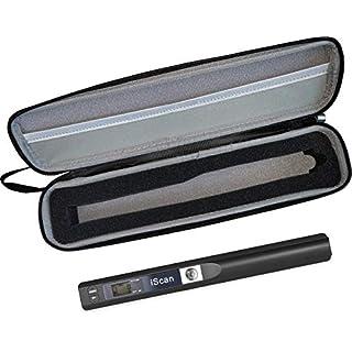 Hartschalentasche für Portable Handscanner iScan, Aoleca, AOZBZ, Flagpower, LOETAD, Symboat, MUNBYN