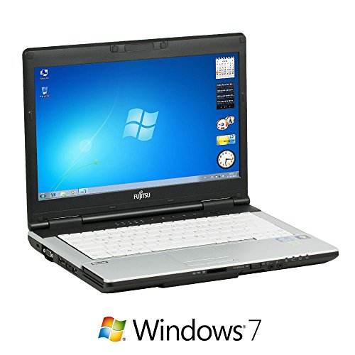 Fujitsu Lifebook S751 Business Notebook (Core i5 2.5GHz, 8GB RAM, 1600GB HDD, DVD-Brenner, Windows 7)