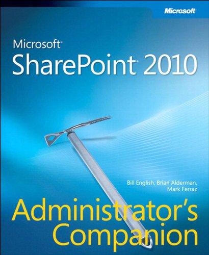 2010 Administrator's Companion (Admin Companion) (English Edition) ()