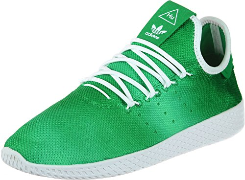 adidas PW H Holi Tennis H Herren schuh, Grün (VERDE/FTWBLA/FTWBLA), 44 2/3 EU  (10 UK)
