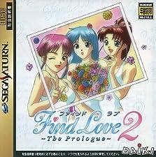 Find love 2 - Saturn - JAP