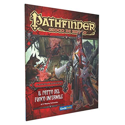 Giochi Uniti- Pathfinder: El Pacto del Fuego Infernal, Colores, GU3184