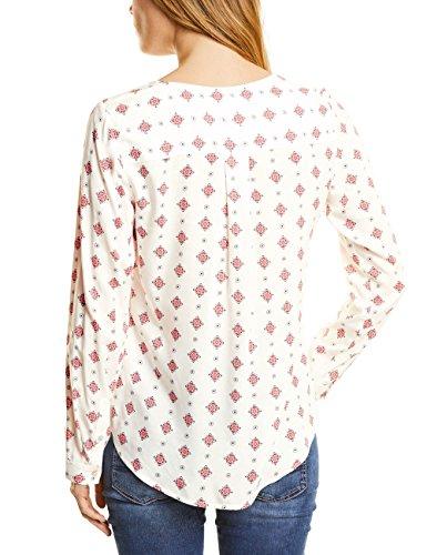 Street One Damen Bluse Weiß (Off White 30108)