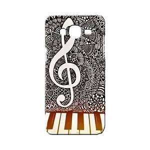 BLUEDIO Designer Printed Back case cover for Samsung Galaxy J1 ACE - G5163