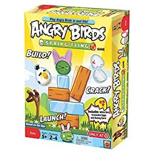 angry birds fr hling liegt in der luft uk import amazon. Black Bedroom Furniture Sets. Home Design Ideas