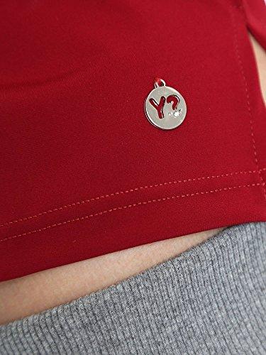 YNOT , Escarpins pour femme Rouge
