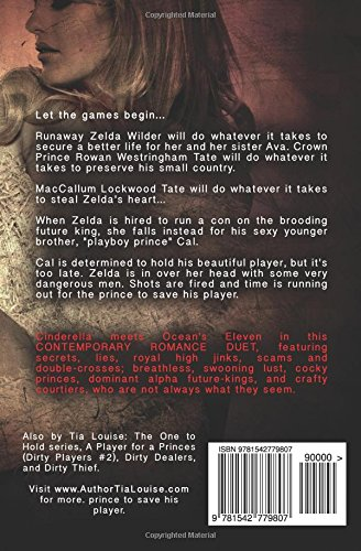 The Prince & The Player: Volume 1 (Dirty Players)