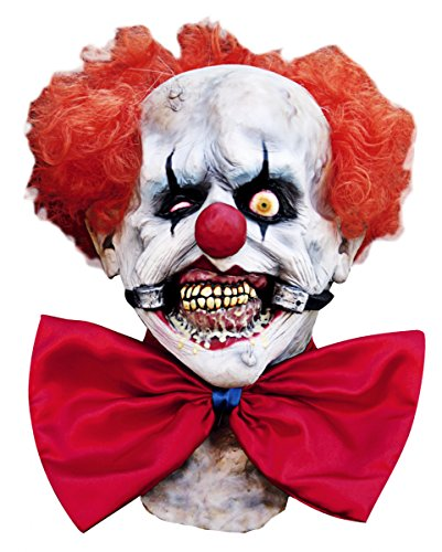 Maske (Smiley Latex Maske)