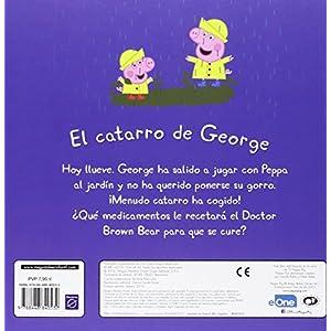 El Catarro De George. Peppa Pig. Primeras Lecturas 14