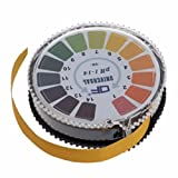 Shopystore 1 Roll 1-14 Ph Test Paper Roll 5M Indicator Paper Universal Laborator