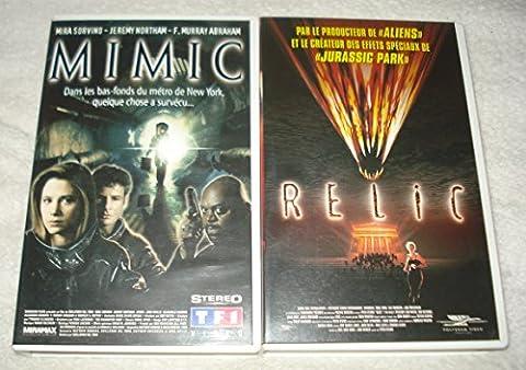 Collection Fantastique / Mimic - Relic [VHS] Cassette Vidéo