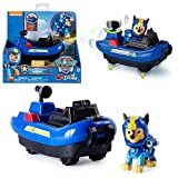 PAW PATROL Sea Patrol | Selection Vehicles with Transfiguration & Character