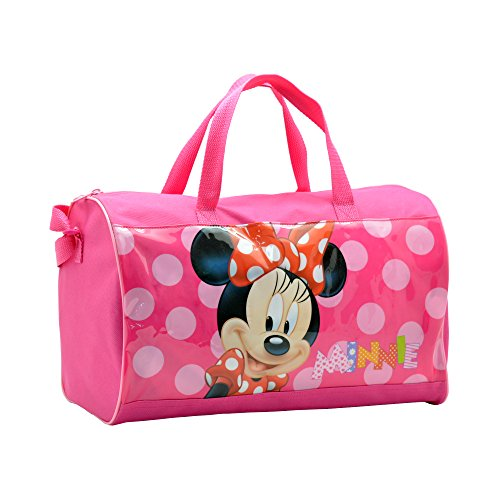 Bolsa Deporte Minnie Capacidad 23 x 20 x 39 cms
