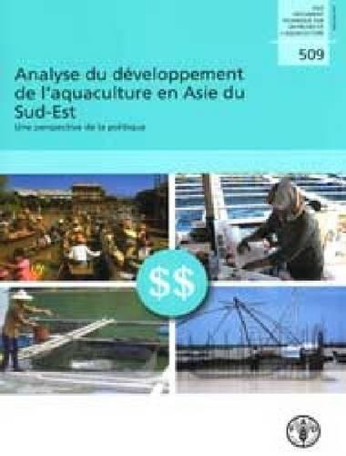 Analyse Du Développement De L'aquaculture En Asie Du Sud-est: Une Perspective De La Politique