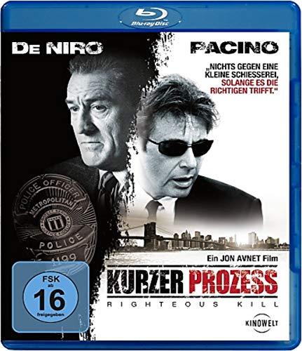 Kurzer Prozess - Righteous Kill [Blu-ray]